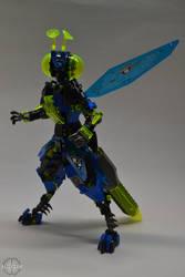 Mecha-Babe: Wasp by Alieraah