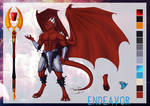 Endeavor 'Endy' Reference sheet