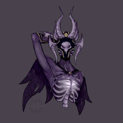 Lich Queen Alieraah