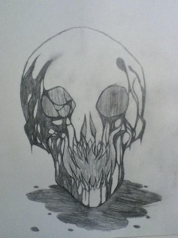 Skull Design by ian51919