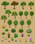 Farm plants