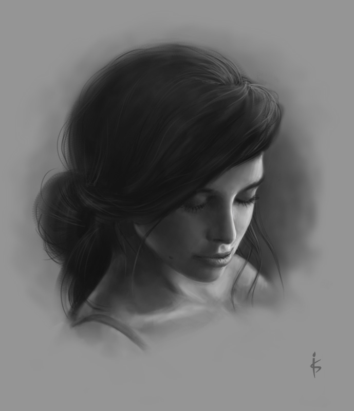 Girl-2 by Goramitrio