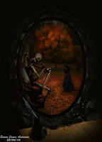 Frame Of Lost Thoughts by asteampunk
