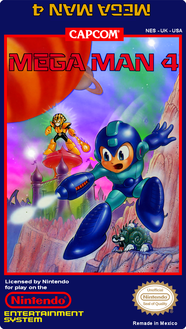 Custom nes related keywords suggestions custom nes for Megaman 9 portada