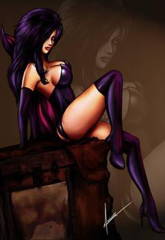 Dark Queen Hd
