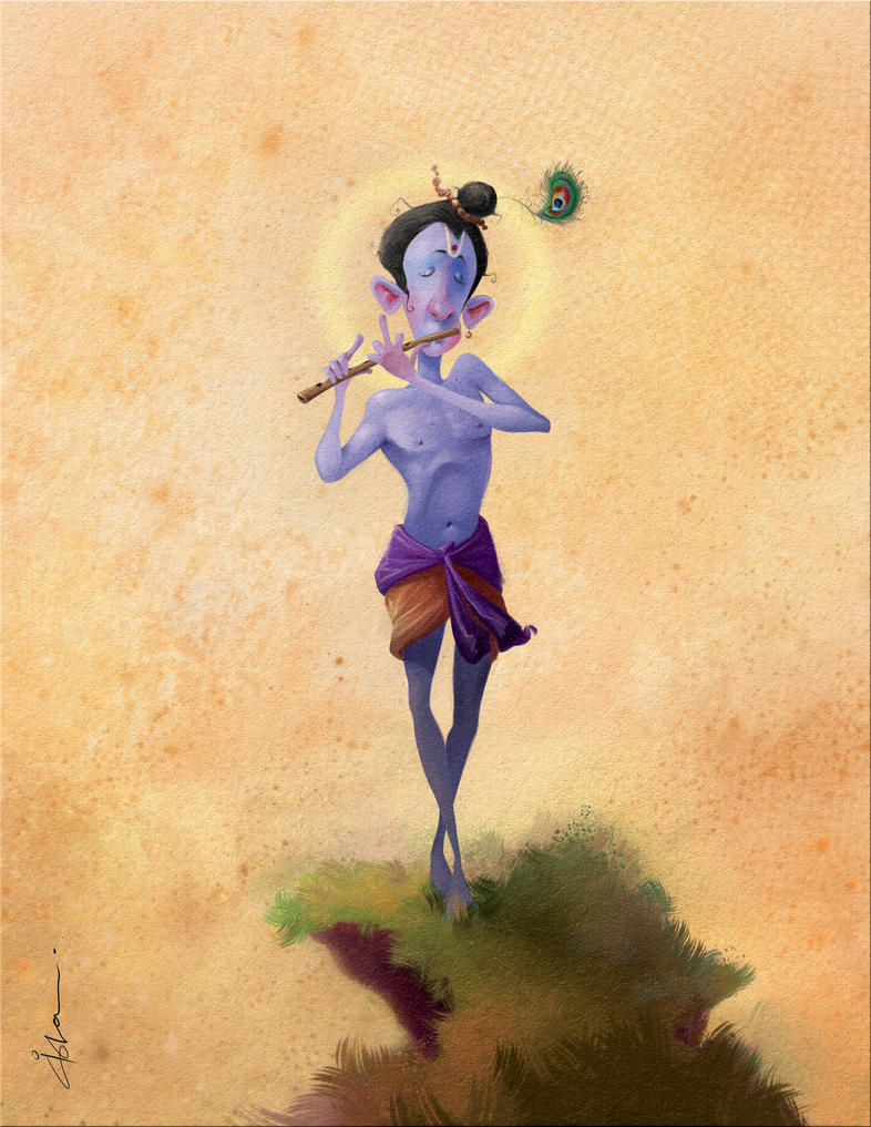 Latesr Famous Krishna Wallpapers for free download