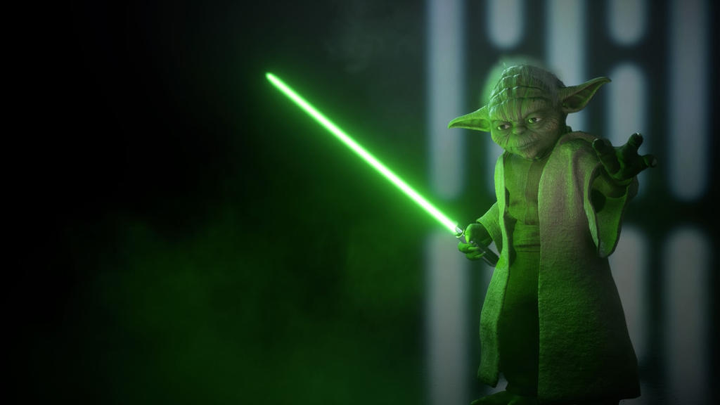 Star Wars Battlefront Ii 2017 Yoda Wallpaper By Bluemoh On Deviantart