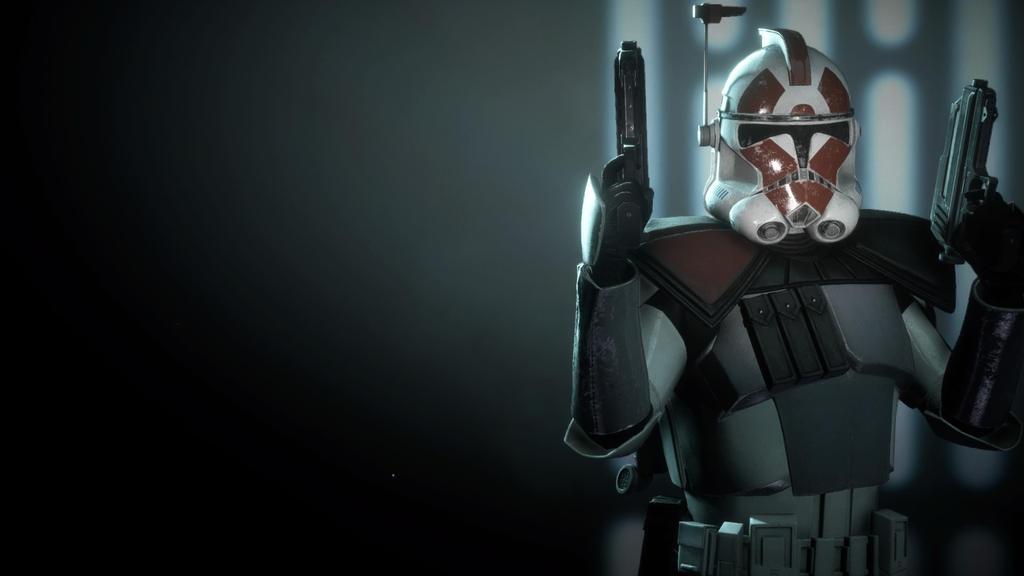 Star Wars Battlefront 2 2017 Arc Trooper Wallpaper By