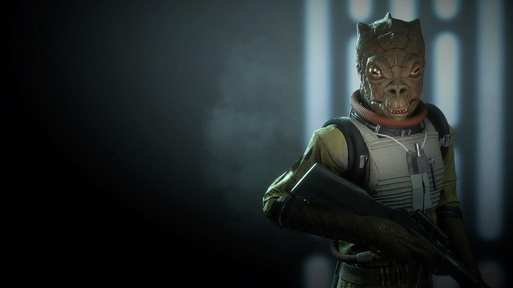 Star Wars Battlefront 2 Bossk By Bluemoh On Deviantart