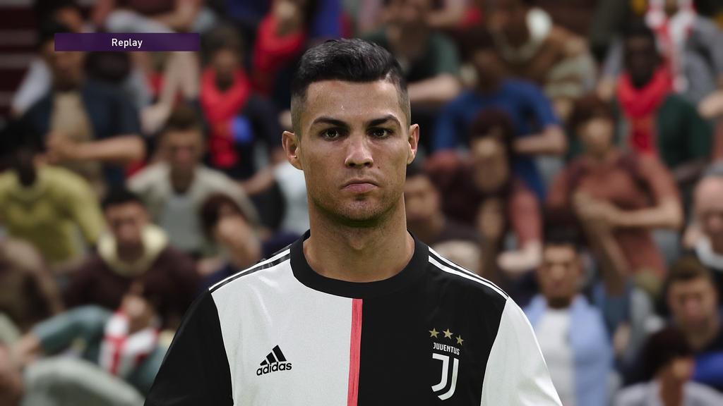 Pes 2020 Demo Cristiano Ronaldo By Bluemoh On Deviantart
