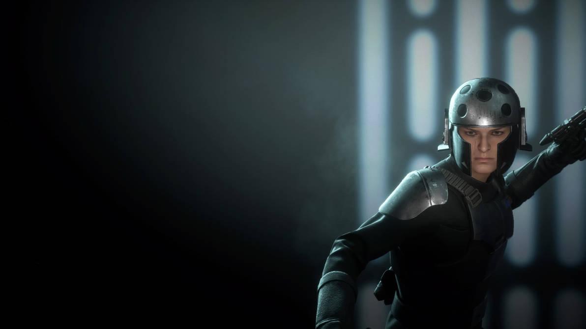 Star Wars Battlefront 2 Isb Agent Wallpaper By Bluemoh On Deviantart