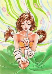 :: The Magic Spell :: by IreneRoga