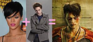 : New Dante comparison :