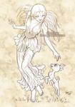 : Ariadna and Poru :