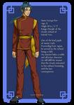 Kazuya - Character sheet