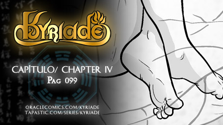 Kyriade - new page+new chapter by IreneRoga