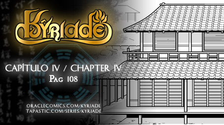 Kyriade: New page - 108 by IreneRoga