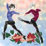 Merry Crhistmas 2016 Yuri x Victor
