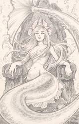 Mermaid queen