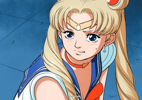 The Sailor Moon screen meme