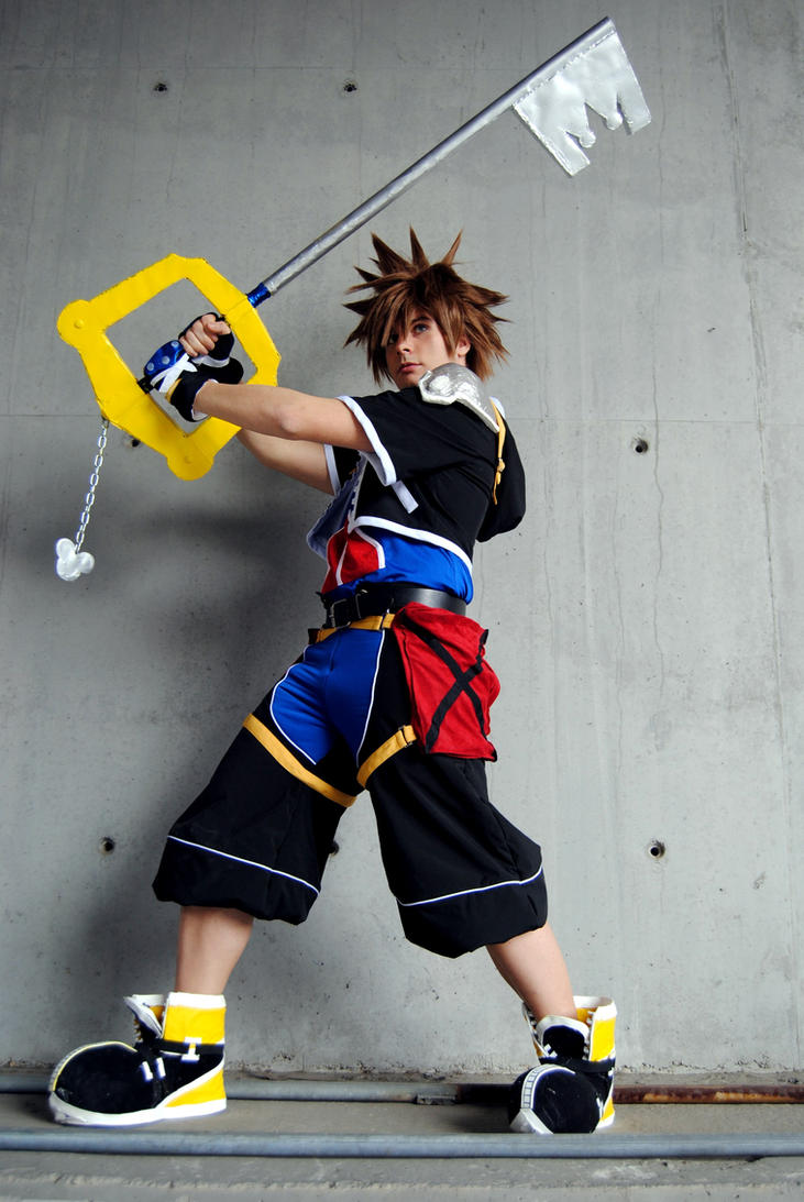 The Keyblade Chosen One by FT-Natsu