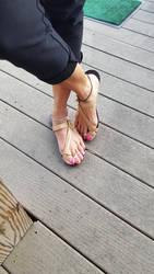 My sandals from Liliw Laguna Philippines by manilamagic