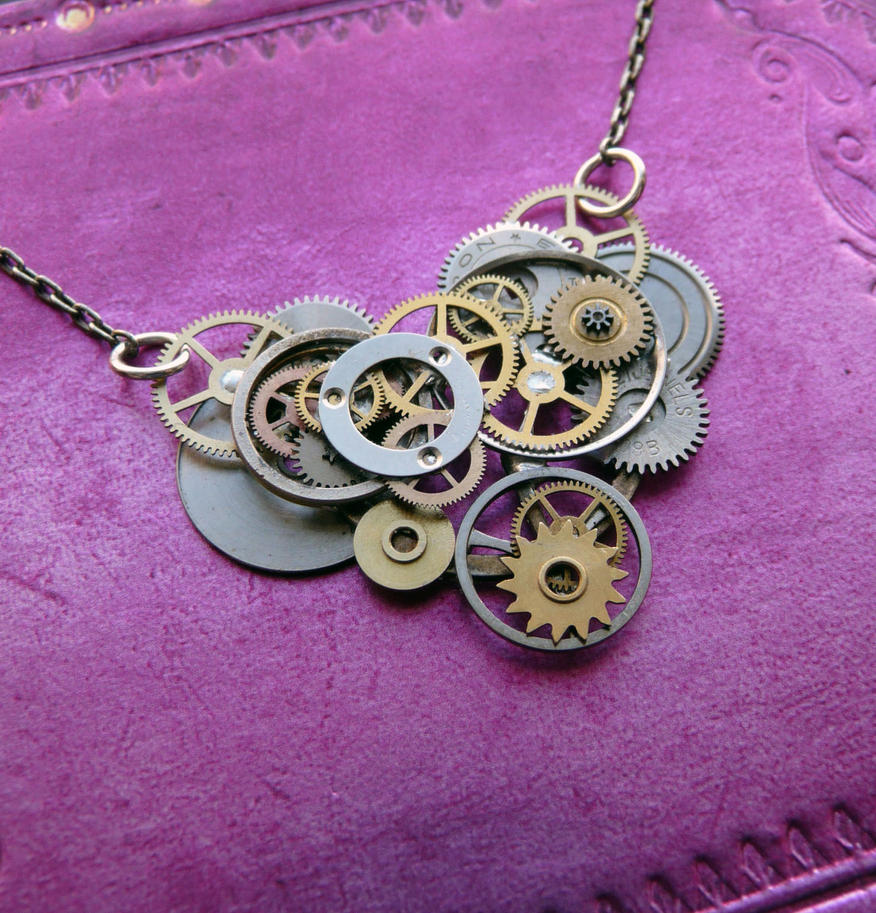 Clockwork Heart by AMechanicalMind
