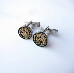Model Eighteen Cufflinks