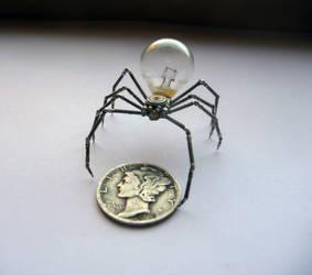 Mechanical Arachnid (III) by AMechanicalMind
