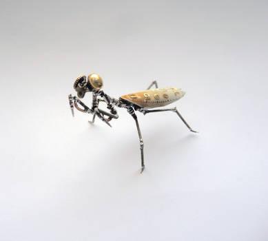 Mechanical Mantis