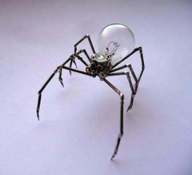 Clockwork Spider by AMechanicalMind
