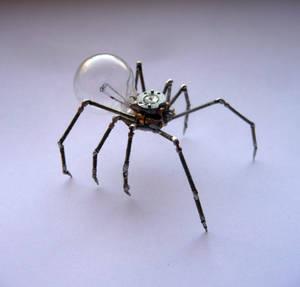 Clockwork Spider No 2 (II)