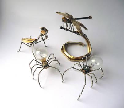 Mechanical Arthropods
