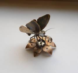 Mechanical Butterfly (II) by AMechanicalMind
