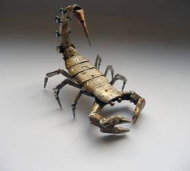 Mechanical Scorpion (II)