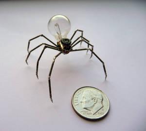 Mechanical Spider No 3 (III)