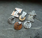 More Clockwork Pendants with Mechanical Hands