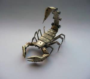 A Mechanical Scorpion