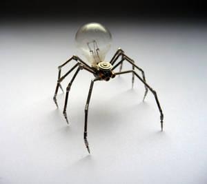 Clockwork Spider No 4