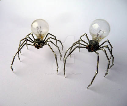 Spiders Nos Five and Six