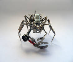 Creature (front view)