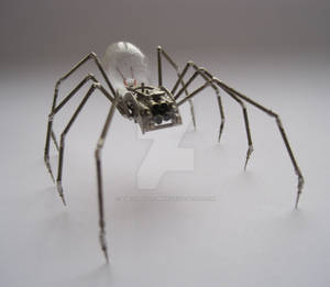 Mechanical Spider No 16