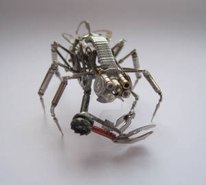 Mechanical Arthropod Creature