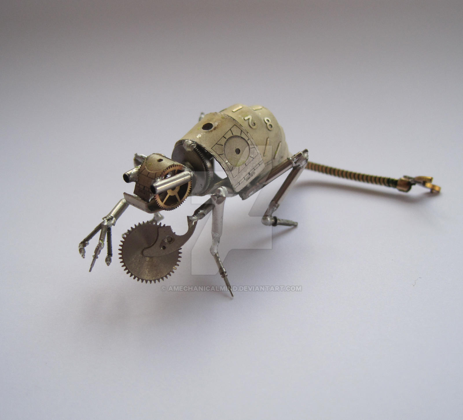 Mechanical Animal Buzzer by AMechanicalMind
