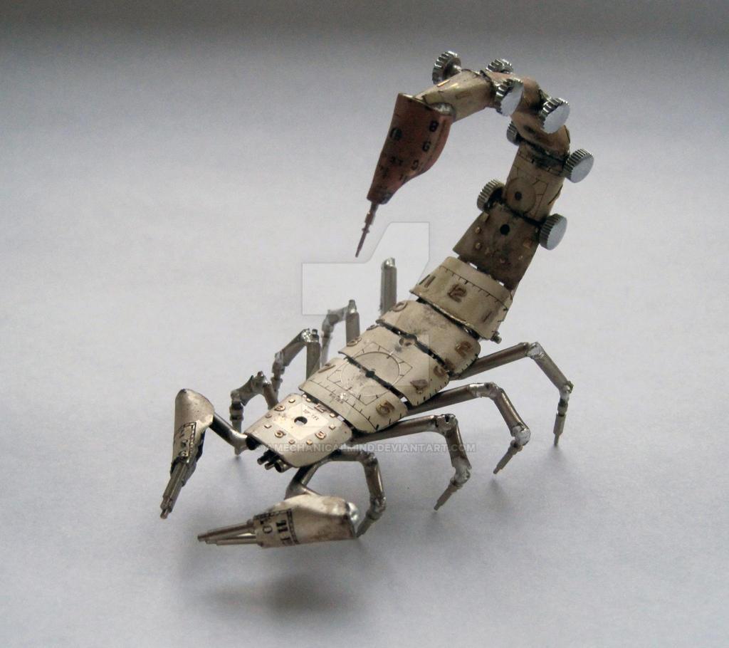 Pretty Wire Scorpion Contemporary - Electrical Circuit Diagram ...