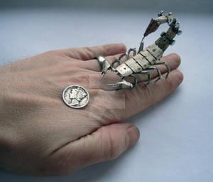 Mechanical Scorpion No 4 III