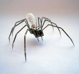Mechanical Spider No 20 II by AMechanicalMind