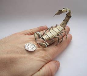Mechanical Scorpion No 5 (III)