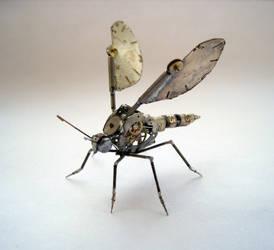 A Mechanical Gnat by AMechanicalMind