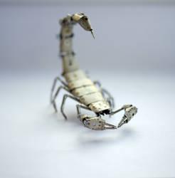 Mechanical Scorpion No 5 (IV)